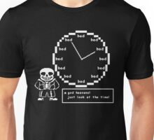 "Undertale ""Bad Time"" Unisex T-Shirt"