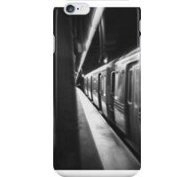 The Metro.  iPhone Case/Skin