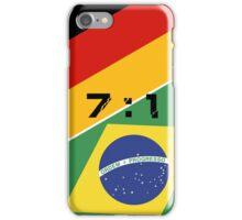 The 2014 World Cup semi-final iPhone Case/Skin