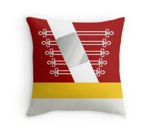Cadets 2014 Throw Pillow
