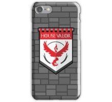 House Valor iPhone Case/Skin
