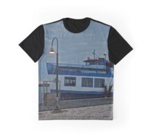The Moon Chaser | Gilgo-Oak Beach-Captree, New York Graphic T-Shirt