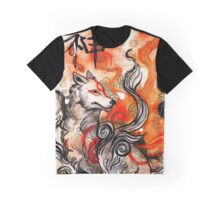 Okami Amaterasu Graphic T-Shirt