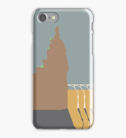 Shadow of the Colossus Temple iPhone Case/Skin