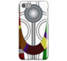 Fourth Doctor Who (Tom Baker) iPhone Case/Skin