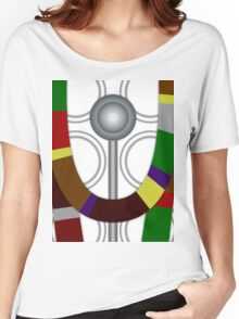 Fourth Doctor Who (Tom Baker) Women's Relaxed Fit T-Shirt
