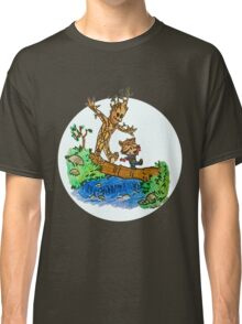 Groot and Rocket Classic T-Shirt