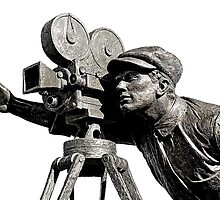 The Film Camera Man by vintageblue