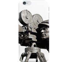 The Film Camera Man iPhone Case/Skin