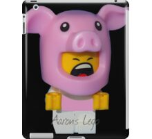 Cute Baby Piggy iPad Case/Skin