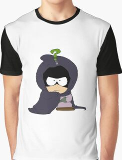 Mysterion Graphic T-Shirt