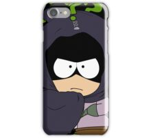 Mysterion iPhone Case/Skin