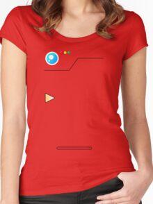 Pokédex Women's Fitted Scoop T-Shirt