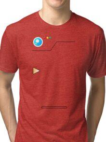 Pokédex Tri-blend T-Shirt