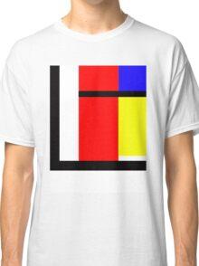 blocky style Classic T-Shirt