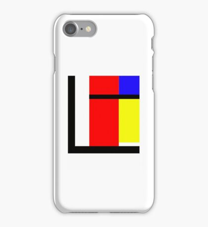 blocky style iPhone Case/Skin