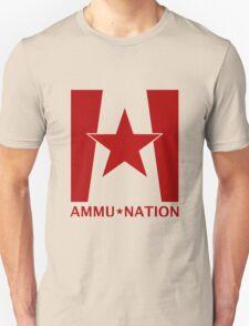 Ammu-Nation Unisex T-Shirt