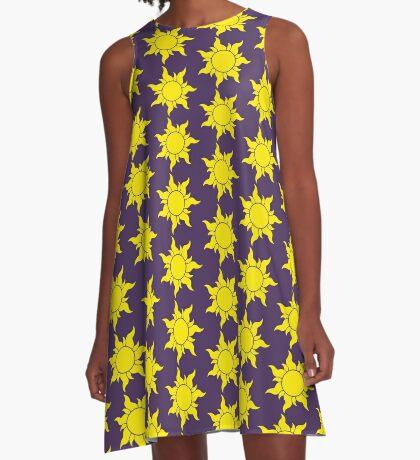 Kingdom of Corona A-Line Dress