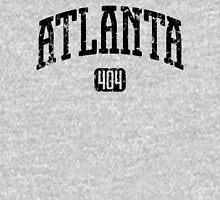 Atlanta 404 (Black Print) Unisex T-Shirt