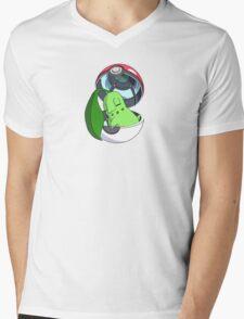 ChikoritaBall Mens V-Neck T-Shirt