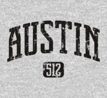 Austin 512 (Black Print) by smashtransit