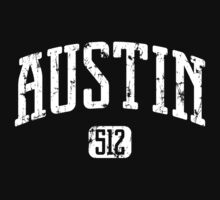 Austin 512 (White Print) by smashtransit