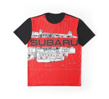 Subaru Transmission  Graphic T-Shirt