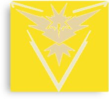 Team Instinct Canvas Print