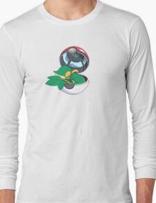 SnivyBall Long Sleeve T-Shirt