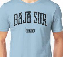 Baja Sur (Black Print) Unisex T-Shirt