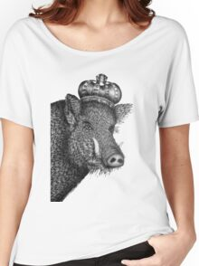 The Boar King Women's Relaxed Fit T-Shirt