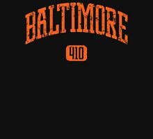 Baltimore 410 (Orange Print) Unisex T-Shirt