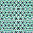 Star Mosaic by Barbara Storey