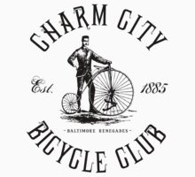 Baltimore Bicycle Club Kids Tee