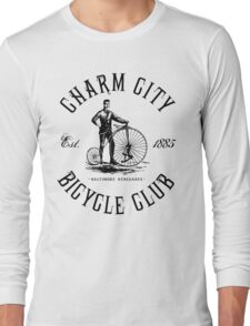 Baltimore Bicycle Club Long Sleeve T-Shirt