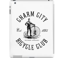 Baltimore Bicycle Club iPad Case/Skin