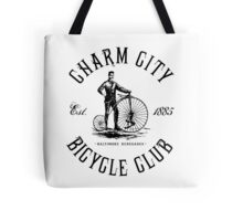 Baltimore Bicycle Club Tote Bag