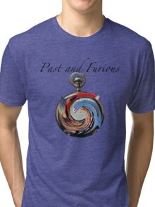 Past and Furious (Cover Band) Tri-blend T-Shirt