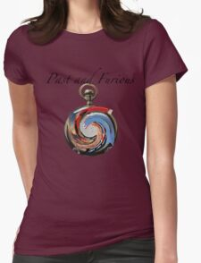 Past and Furious (Cover Band) Womens Fitted T-Shirt