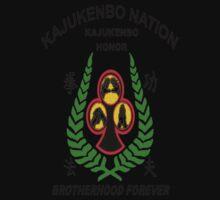 Kajukenbo Nation, Kajukenbo Honor One Piece - Short Sleeve