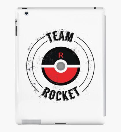 Team Rocket iPad Case/Skin