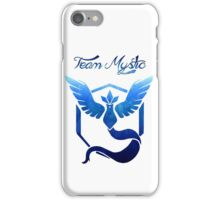 Team Mystic- Pokemon GO iPhone Case/Skin