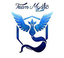 Team Mystic- Pokemon GO Photographic Print