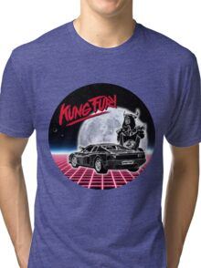 MOON FURY Tri-blend T-Shirt