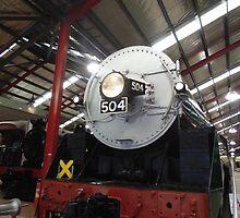 504 engine by AprilRichardson