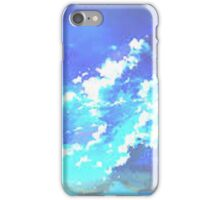 Cute Anime Clouds iPhone Case/Skin