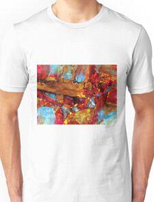 Igneous Rock Digital Unisex T-Shirt