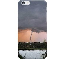 Waterspout iPhone Case/Skin