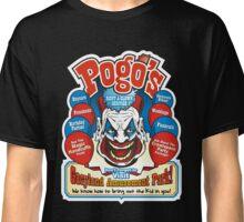 Pogo's Rent a Clown Service and Gacyland Amusement Park Classic T-Shirt