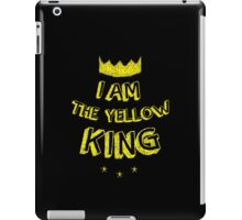 I AM THE YELLOW KING - TRUE DETECTIVE iPad Case/Skin